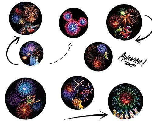 Uncle Milton Fireworks Lightshow Disney//Pixar Fireworks Light Show Launcher
