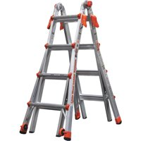 Little Giant Velocity 17 ft. H Aluminum Extension Ladder