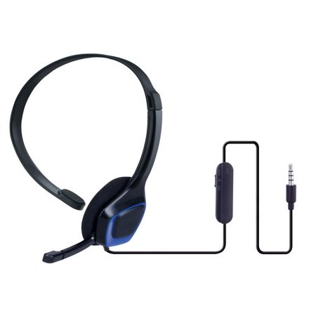 how to connect head set to ps4