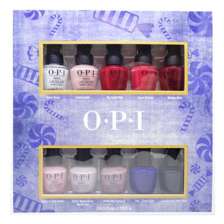OPI Mini The Nutcracker Collection Holiday 2018 Nail Lacquer Set of -