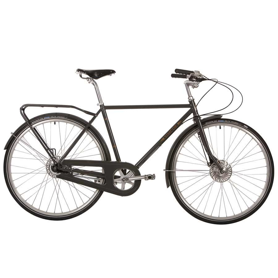 Simcoe, Roadster Signature 7, Bicycle, Charcoal, L