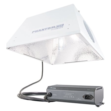 Hydrofarm Phantom CMh Reflector, Ballast, and 315W Lamp Hydroponics Kit (3100K) ()