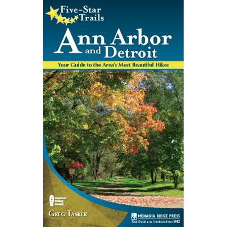 Five-Star Trails: Ann Arbor and Detroit - eBook](Ann Arbor Halloween Party 2017)