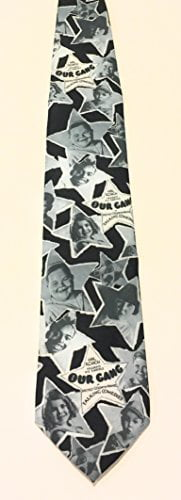 NEW OUR GANG LICENSED GOLDWYN TIE RALPH MARLIN 2027 s