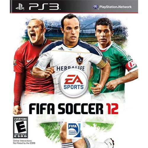 FIFA Soccer 12 (PS3)