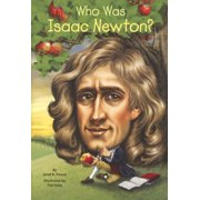 Who Was...?: Who Was Isaac Newton? (Hardcover)