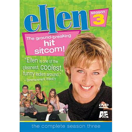 Ellen: The Complete Third Season (Full Frame) (Ellen Degeneres Best Videos)