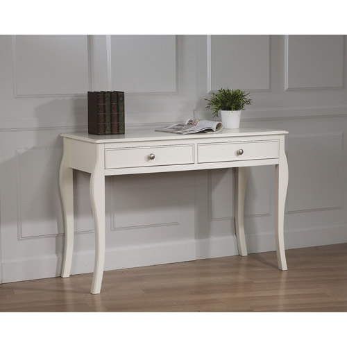 Coaster Dominique Desk, White by Coaster of America