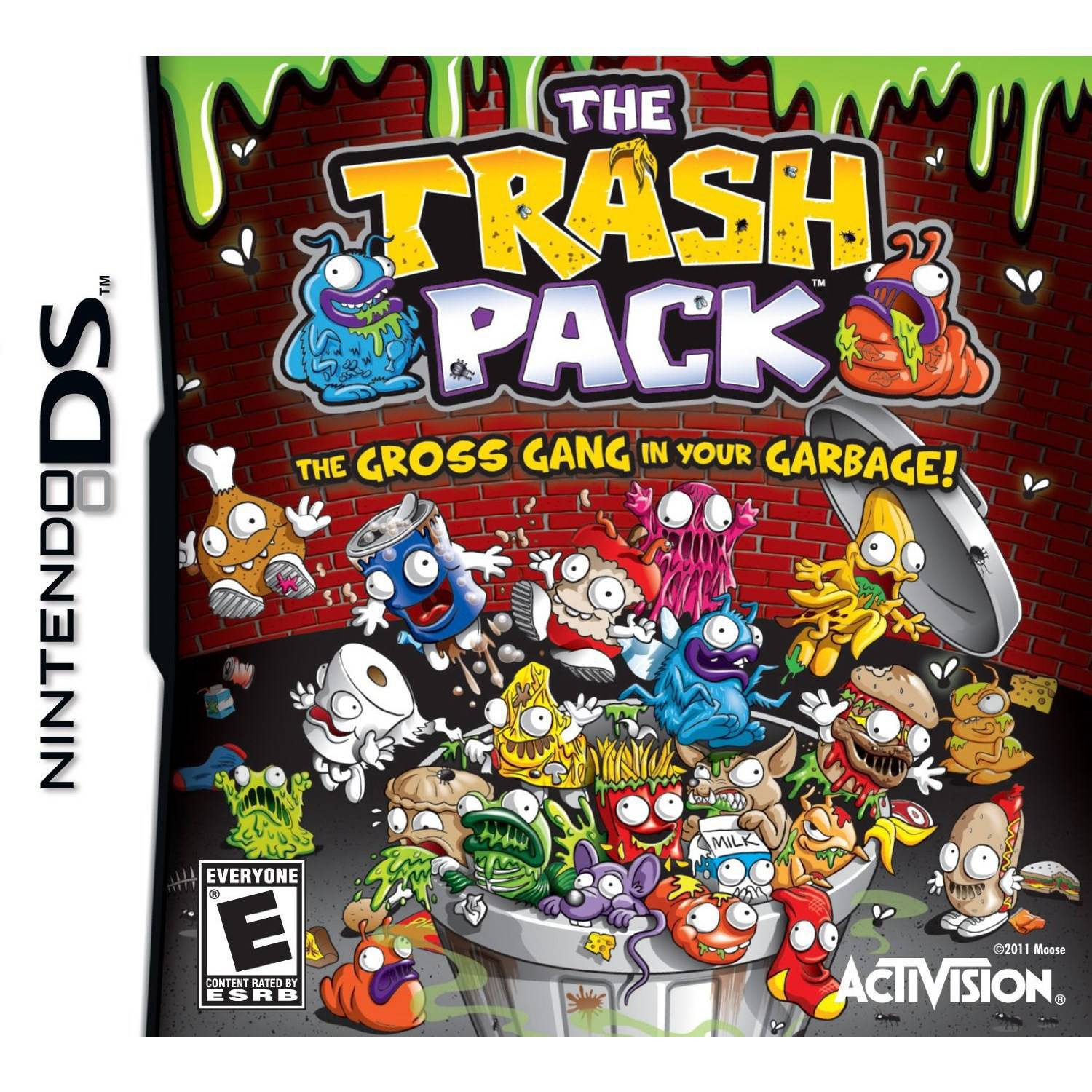 The Trash Pack (DS)