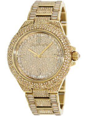 34db5ae669629 Product Image Women s Camille MK5720 Gold Stainless-Steel Japanese Quartz  Fashion Watch. Michael Kors