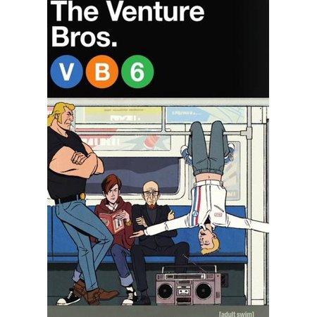Venture Bros Adult Swim: The Venture Bros.