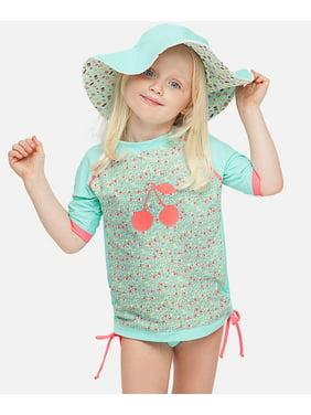 Girls Jardin Secret UV Rash Vest