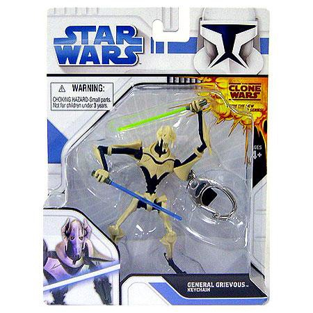Star Wars The Clone Wars General Grievous - Fun Keychains