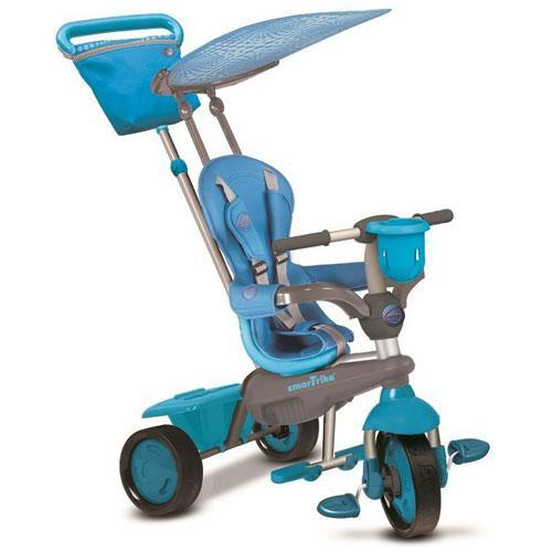 Smart-Trike 6753900 - Spirit Touch Steering 4-in-1 Trike - Dolphin