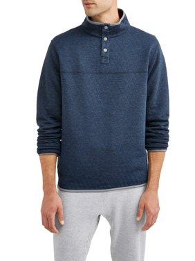 Swiss Tech Men's Reversible Pullover