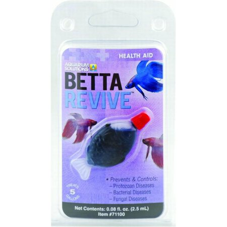 Hikari Betta Revive Health Aid, 0.08 Oz