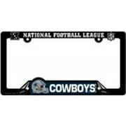 NFL Dallas Cowboys LIC Plate Frame Full Color