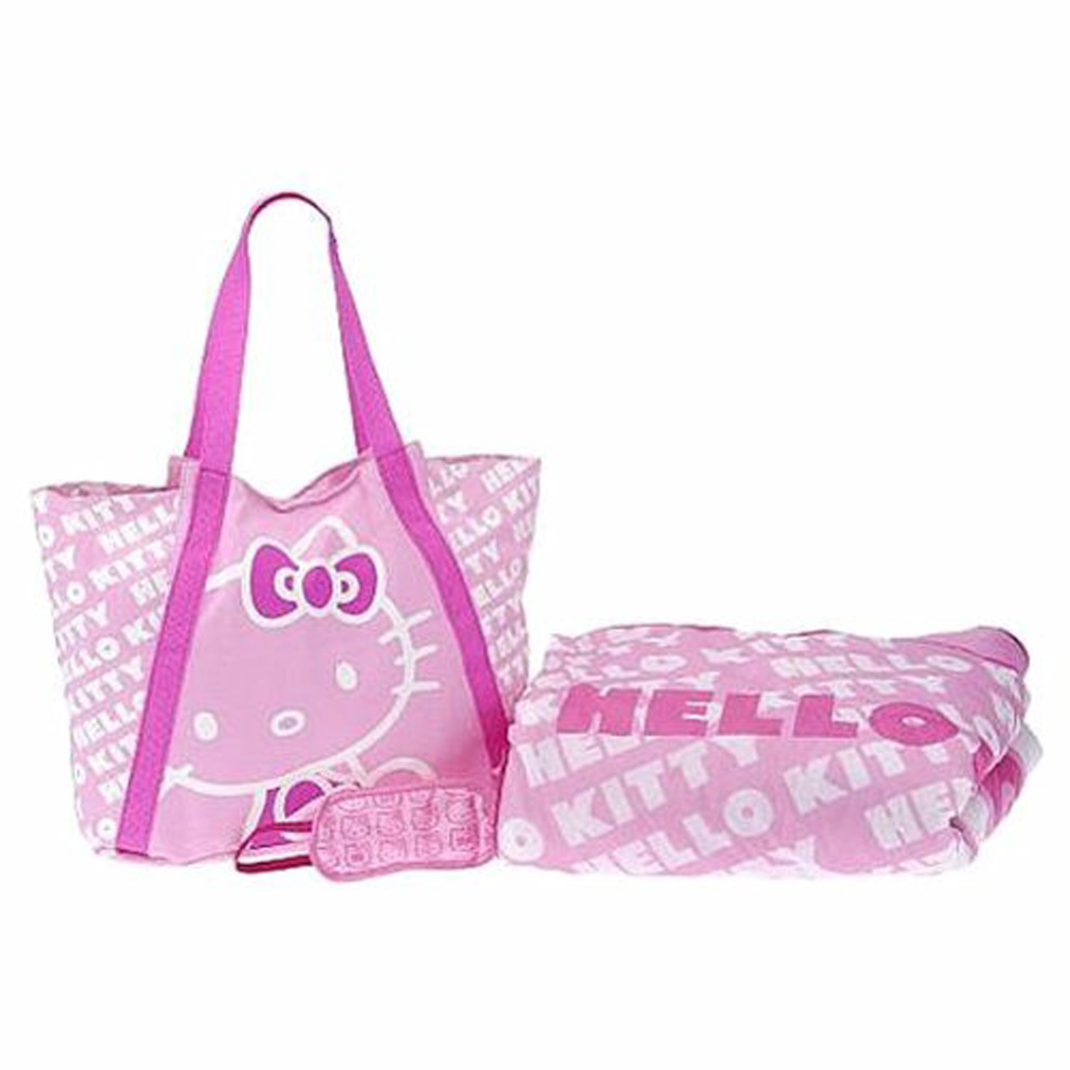 Sanrio Hello Kitty Sleepover Bag - Hello Kitty Slumber Bag (Pink)