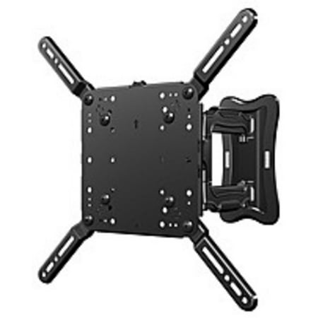refurbished sanus accents amf215 b1 26 to 47 inch medium full motion tv wall mount 50 lbs. Black Bedroom Furniture Sets. Home Design Ideas