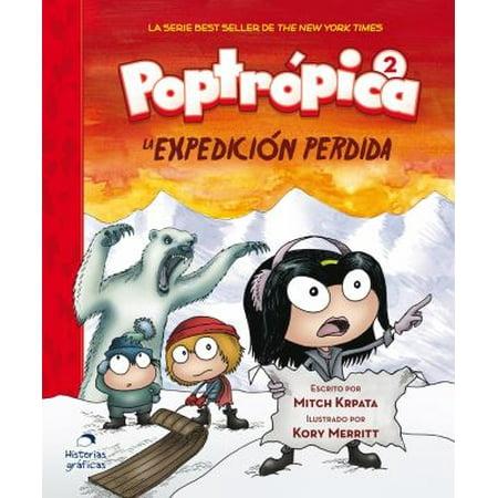 Poptropica 2  La Expedici N Perdida