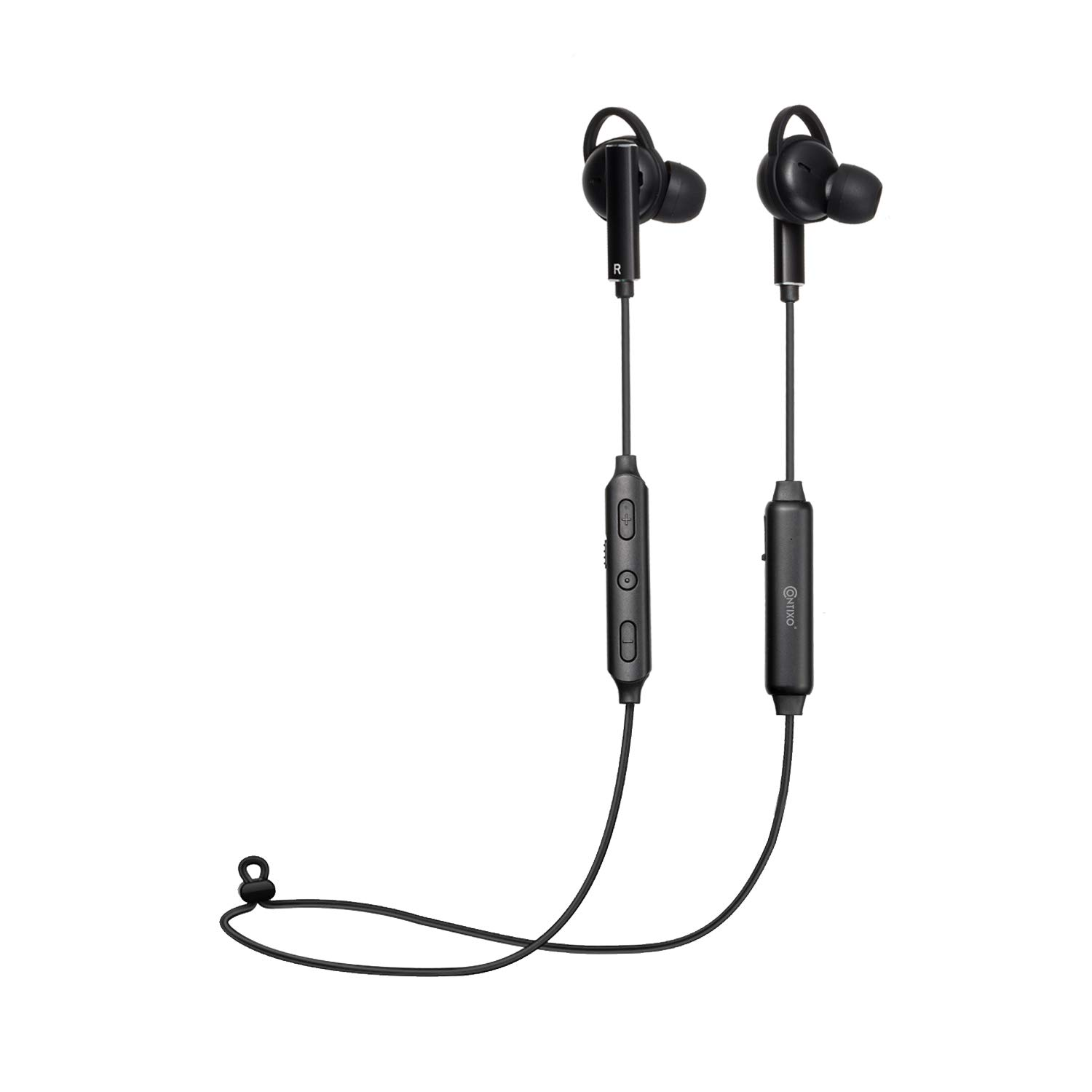 Contixo B3 Active Noise Cancelling Headphones Bluetooth Headphones Wireless Headphones Stereo Earbuds With Mic Bluetooth 4 2 Sports Neckband Headset 8 Hrs Playtime Walmart Com Walmart Com