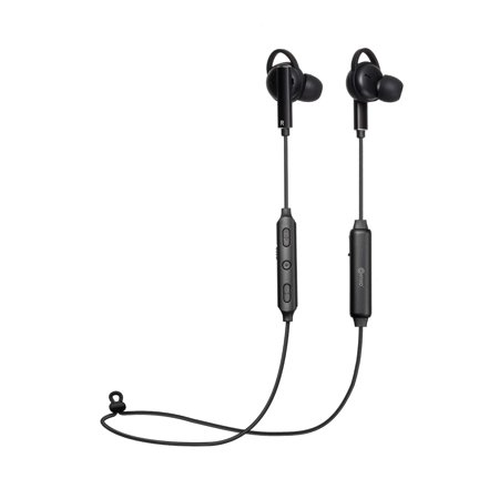 Contixo B3 Active Noise Cancelling Headphones Bluetooth Headphones Wireless Headphones Stereo Earbuds with Mic, Bluetooth 4.2 Sports Neckband Headset 8 Hrs Playtime