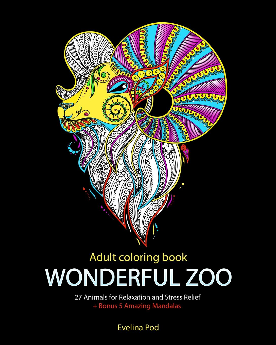 zoo Adult book