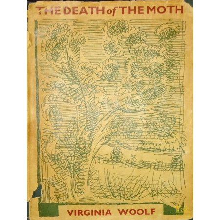 The Death of the Moth and Other Essays - eBook (The Death Of The Moth And Other Essays)