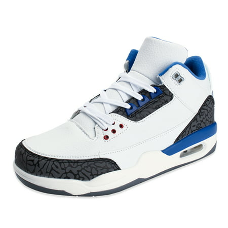 - Meigar Men's High Top Sneakers Basketball Shoes Sport Athletic Shoe