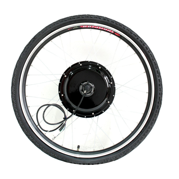 26/'/' 1000W Rear//Front Wheel 48V Electric Bicycle E-bike Conversion Kit Hub Motor