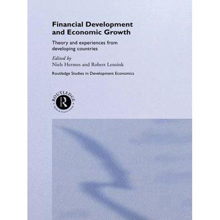 Financial Development and Economic Growth - eBook