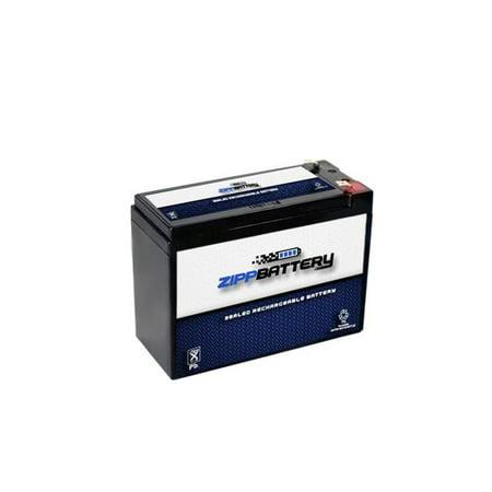 - 12V 10AH SLA Battery for Electric Scooter Schwinn S180 / Mongoose