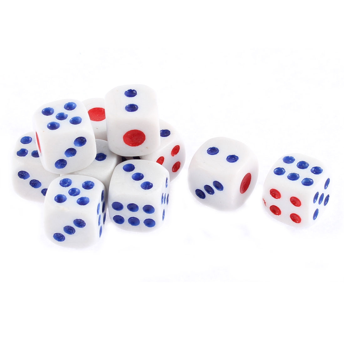 Pub Party Casino Game Dices 10 Pcs