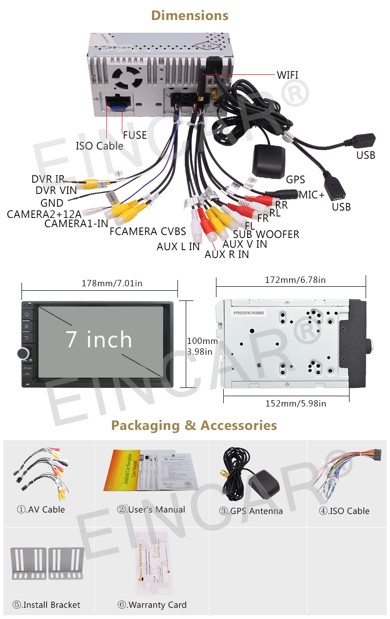 Android Car Stereo Wiring Diagram from i5.walmartimages.com
