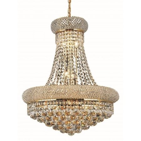 "Elegant Lighting Primo 20"" 14 Light Spectra Crystal Chandelier - image 1 de 1"