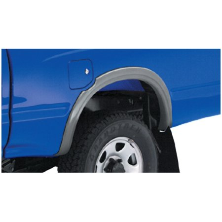 Bushwacker 95-04 Toyota Tacoma Fleetside Extend-A-Fender Style Flares 2pc w/ 4WD Only - - Bushwacker Pocket Style Fender Flares