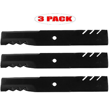 Finish Mower - Oregon 96-344 (3 Pack) Bobcat Gator Mulcher 3-In-1 Replacement Blade