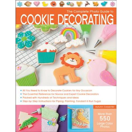 The Complete Photo Guide to Cookie Decorating](Easy Cookie Decorating Ideas For Halloween)