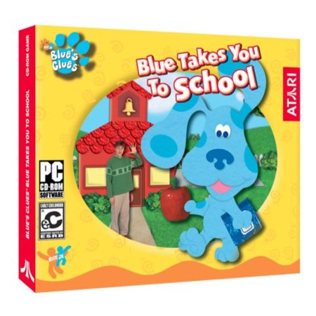 Blues Clues Cupcakes (blues clues: takes you to school (jewel case))