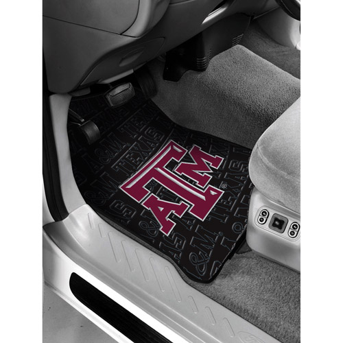 NCAA -Texas A&M Floor Mats - Set of 2