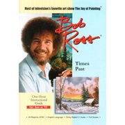 BOB ROSS THE JOY OF PAINTING-TIMES PAST (DVD) (DVD)