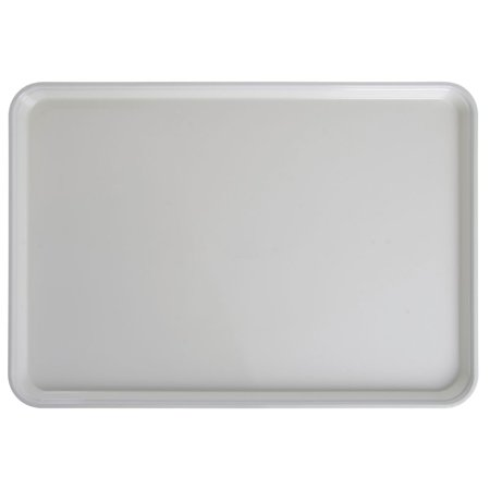 Cambro Camtray� Rectangular White Fiberglass Tray - 26