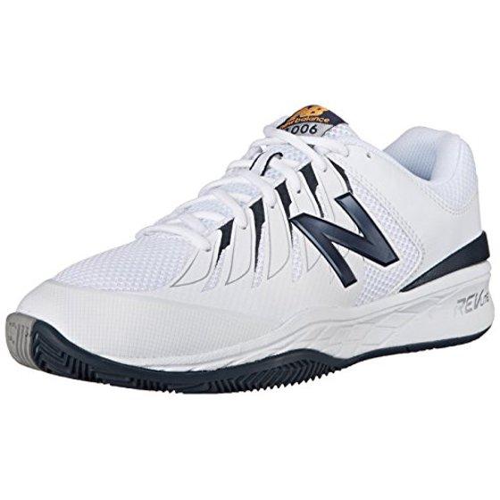 énorme réduction 0966a 1156c New Balance MC1006 2E Round Toe Synthetic Tennis Shoe