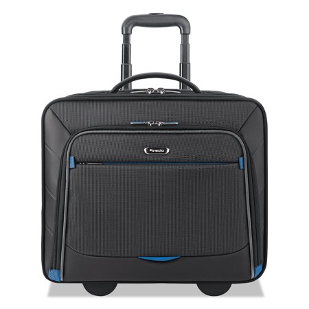 Solo Active Rolling Overnighter Case, 7.75