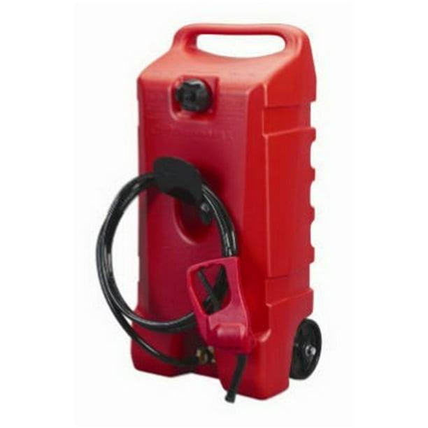 DuraMax 14-Gallon Flo n Go Fuel Caddy