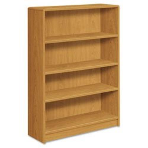 "Hon 1890 Series Harvest Laminate Bookcase - 36"" Width X 11.5"" Depth X 48.8"" Height - Radius Edge - Hardwood, Particleboard, Hardboard - Harvest, Thermofused Laminate [tfl] (1894c)"
