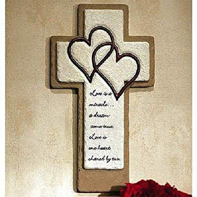 Abbey Press - Abbey Press Love is a Miracle Cross - Inspiration Faith Blessing Spirit 44167-ABBEY