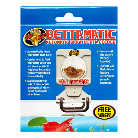 Zoo Med Zoo Med Bettamatic Automatic Daily Betta
