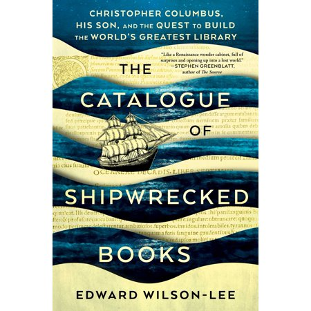 Discount Catalogues (The Catalogue of Shipwrecked Books : Christopher Columbus, His Son, and the Quest to Build the World's Greatest)