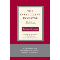 Intelligent Investor: The Classic Text on Value Investing (Hardcover)